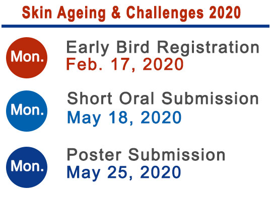 Key dates os Skin challenges 2020
